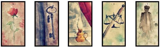 Cartes Divinatoires d'Algariel - votre avis 3138822